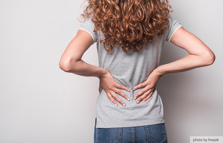 Adolescent back pain may herald lifetime of ill health