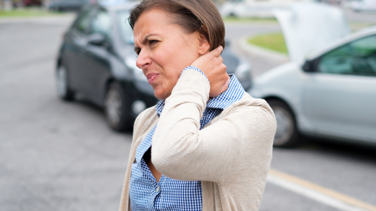 Hibiscus Chiro blog - Whiplash Injury